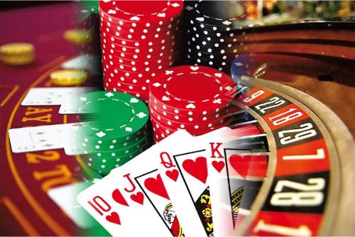 """""""Casino spellen die je ook online kunt spelen"""""""